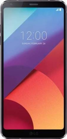 Telefon mobil Lg G6 32Gb Single Sim 4G Black